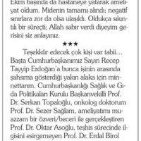 Akşam Gazetesi - Markar ESAYAN Köşeyazısı