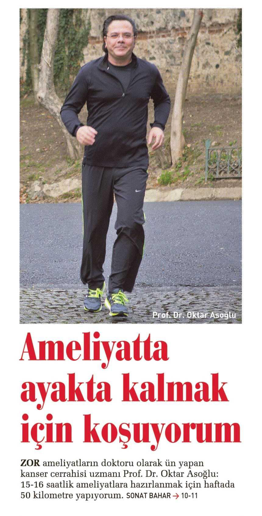 Sabah Gazetesi Röportajı